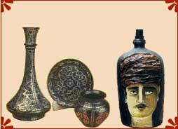 Bidriware Art and Crafts, Maharashtra